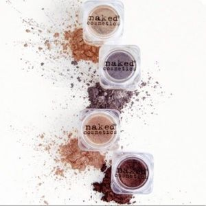 Naked Cosmetics 4-pc Pigment Set Naked & Famous